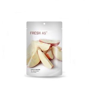 Frystorkade Äppelklyftor (Snacks)