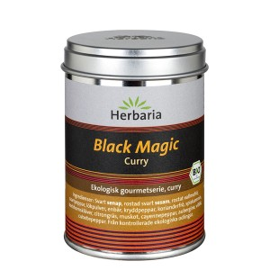 Black Magic svart curry EKO