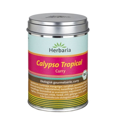 Calypso Tropical,  karibisk curry EKO