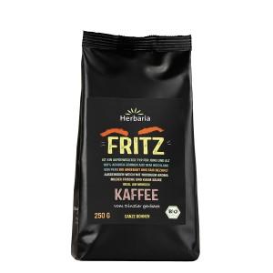 Fritz Kaffe, hela bönor 250g