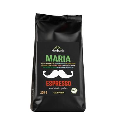 Maria Espresso, hela bönor 250g Kaffe