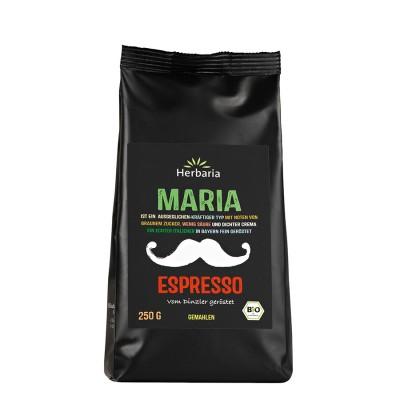 Maria Espresso, malda bönor 250g Kaffe