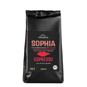 Sophia Espresso, malda bönor EKO