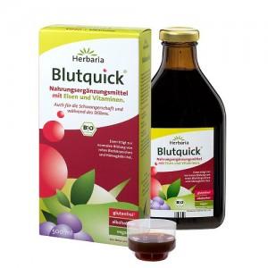 Blutquick 500 ml EKO