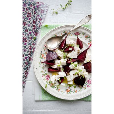 Beetroots with Feta