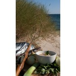 Fish soup with lovage