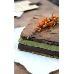 Raw superfood cake