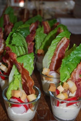 kryddprovning huvudstorp caesar salad