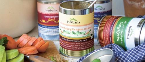 herbaria kryddor