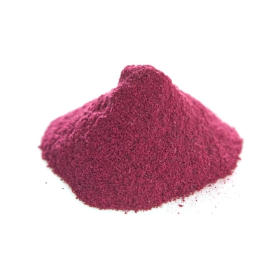 frystorkad rödbeta, pulver till rödbetslatte