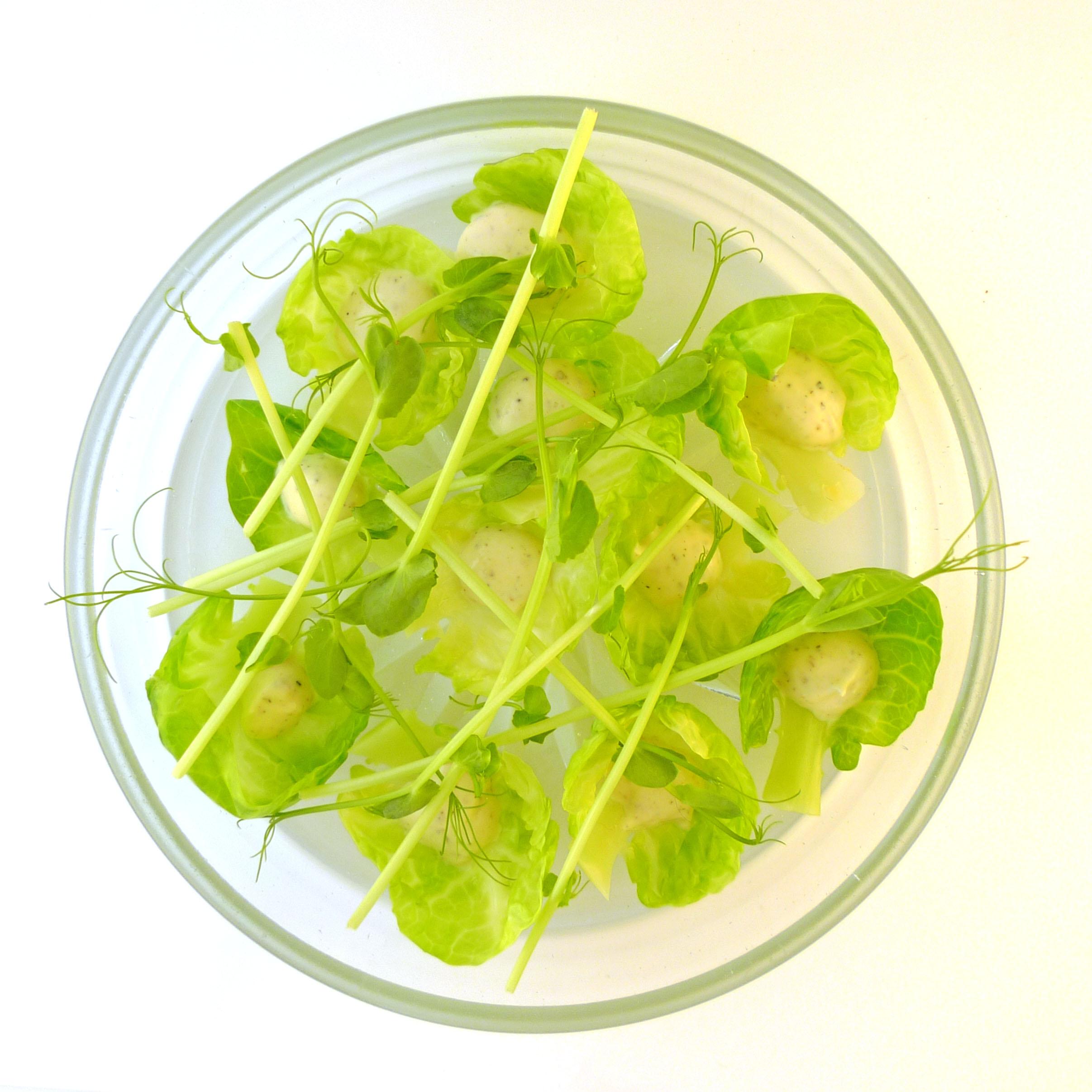 salladssås med cubebepeppar